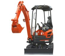 Earthmoving equipment rentals in Santa Ana & Orange CA