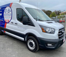 Truck rentals in Santa Ana & Orange CA
