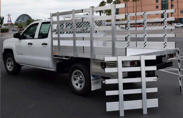 Where to find 9 FT. STAKEBED- 3 4 TON, CREW CAB TRUCK in Santa Ana