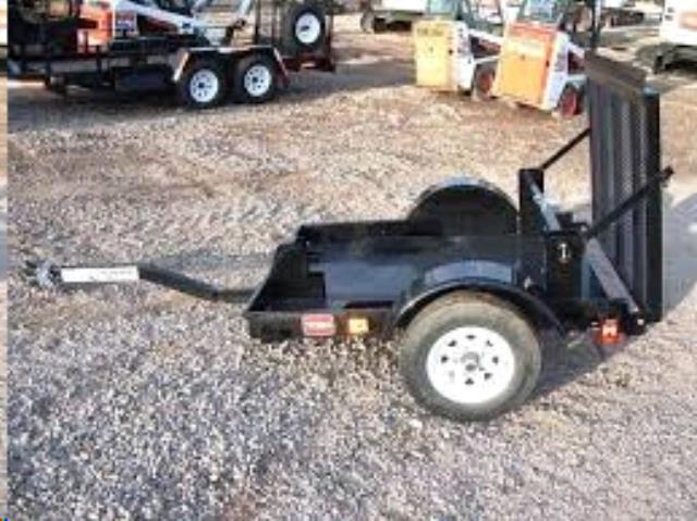 Where to find TRAILER, LARGE TORO TRENCHER in Santa Ana