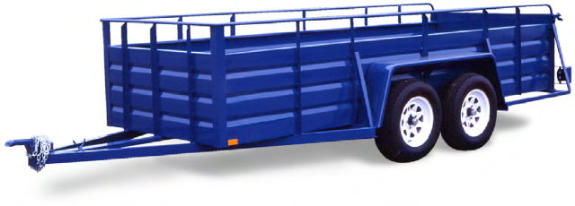 Where to find 5  X 14  UTILITY TRAILER- 1300  CAPACITY in Santa Ana