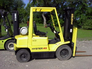 Where to find FORKLIFT, INDUST 4,400 lb.  INV in Santa Ana