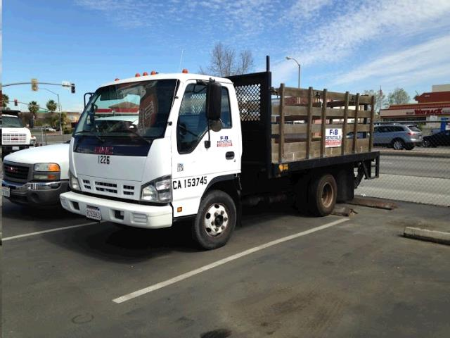Where to find 12 FT. STAKEBED TRUCK WITH LIFTGATE in Santa Ana