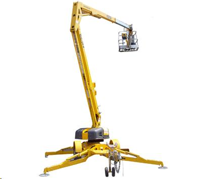 Where to find 45  BOOMLIFT- TOW w HYD. OUTRIGGERS in Santa Ana