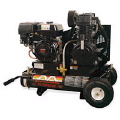 Used Equipment Sales Compressor,  22 gas  17 cfm in Santa Ana CA