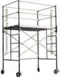 Rental store for SCAFFOLD 1 HIGH TOWER 5  x 10  x  6 in Santa Ana CA