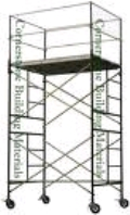 Rental store for 2 HIGH TOWER SCAFFOLD  5  x 10  x 11 in Santa Ana CA