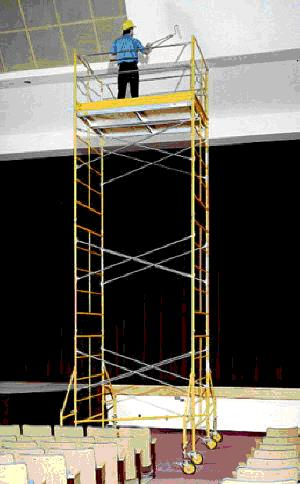 Where to find 4 HIGH TOWER SCAFFOLD 5  x 10  x 21 in Santa Ana