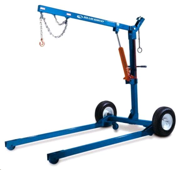 Where to find 1K LBS ENGINE HOIST WITH EXTENDED BOOM in Santa Ana