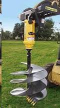 Rental store for HEAD ATTACHMENT, AUGER  ADD BIT in Santa Ana CA